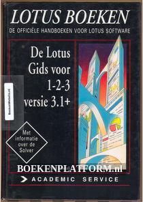 De Lotus Gids voor 1-2-3 versie 3/1+