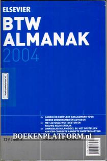 BTW Almanak 2004