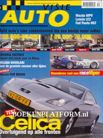 Autovisie 2000 Complete jaargang