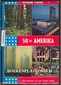 50 x Amerika