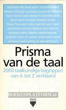 2655 Prisma van de taal