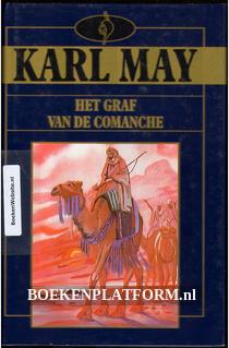 Het graf van de Comanche