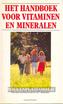 Het handboek voor vitaminen en mineralen