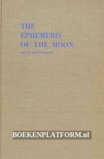 The Ephemeris of the Moon
