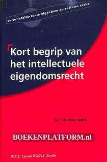 Kort begrip van het intellectuele eigendomsrecht