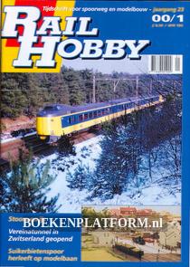 Railhobby jaargang 2000