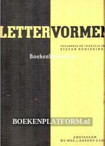 Lettervormen