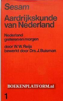 Sesam Aardrijkskunde van Nederland 1