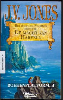 De macht van Harvell 3e boek