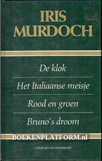 De klok, Het Italiaanse meisje, Rood en groen, Bruno's droom