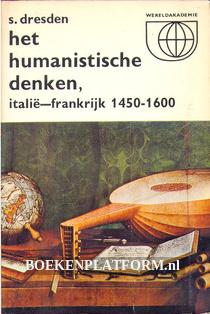 Het humanistische denken