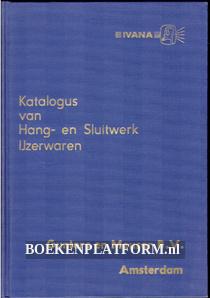 Katalogus van hang- en sluitwerk ijzerwaren