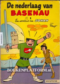 Johan, De nederlaag van Basenau