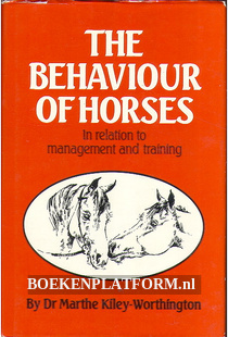 The Behaviour of Horses