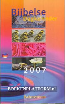 Bijbelse Dagkalender 2007