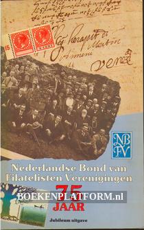Nederlandse Bond van Filatelisten Verenigingen 75 jaar