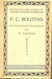 Boutens P.C., een inleiding met bloemlezing
