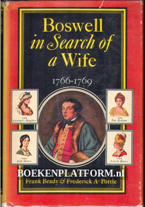 Boswell in Search of a Wife