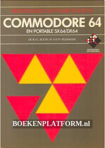 Professionele software Commodore 64