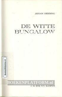 De witte bungalow