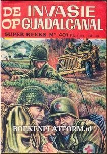0401 De invasie op Guadalcanal