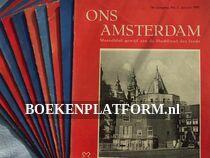 Ons Amsterdam 1955 Complete jaargang