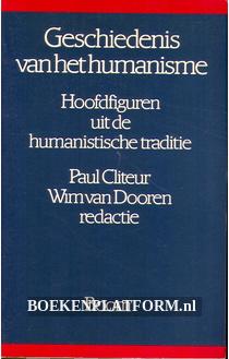 Geschiedenis van het humanisme