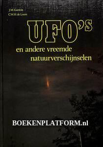 UFO's en andere vreemde natuur verschijnselen