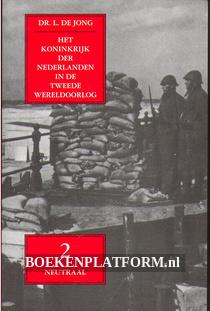 Het koninkrijk der Nederlanden in de Tweede Wereldoorlog 2