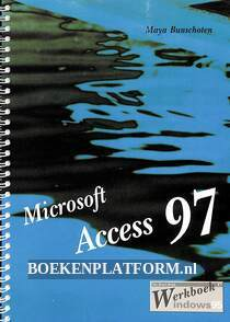 Microsoft Access 97 werkboek