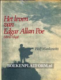 Het leven van Edgar Allan Poe (1809-1849)