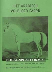 Het Arabisch volbloed paard