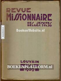 Revue Missionnaire des Jesuites Belges 4