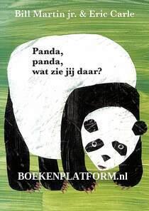 Panda, panda, wat zie je daar?