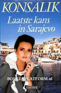 Laatste kans in Sarajevo