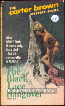 The Black Lace Hangover