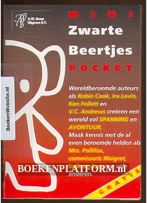 Mini Zwarte Beertjes pocket