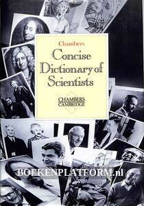 Chambers Concise Dictionary of Scientists