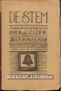 De Stem 1924 april