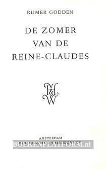 De zomer van de Reine-Claudes