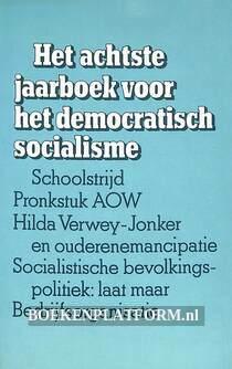 Het achtste jaarboek voor het democratisch socialisme