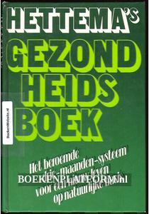 Hettema's gezondheids boek