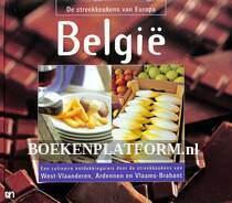 De streekkeukens van Europa, Belgie