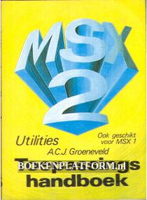 MSX 2 Toepassings handboek