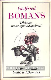 Dickens, waar zijn uw spoken?