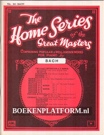 Bach, Containing Popular & Well Known Works for Piano