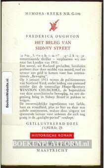 Het Beleg van Sidney Street
