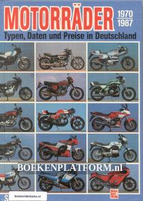 Motorräder 1970-1987