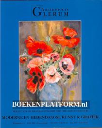 Moderne en hedendaagse Kunst & Grafiek 1995