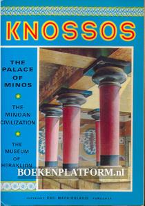 Knossos, the palace of Minos